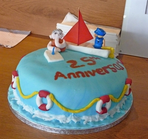 Midweekers Celebrate 25th Anniversary