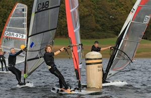 London Windsurfing Association championship